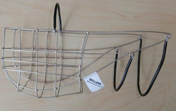 3 Wire Black - 8 3/4 inch