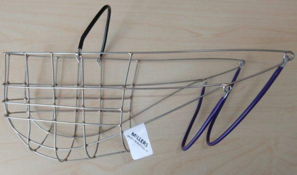 3 Wire Purple - 9 3/4 inch